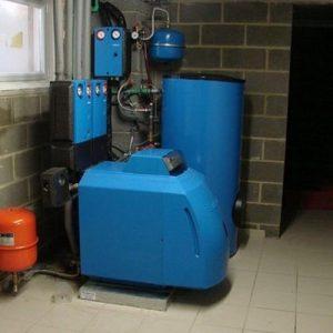 Installation de pompe à chaleur par le chauffagiste Closset à Chaudfontaine et Beaufays