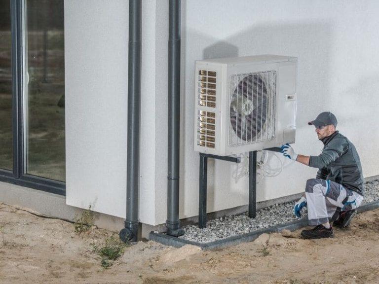 entretien pompe à chaleur Liège